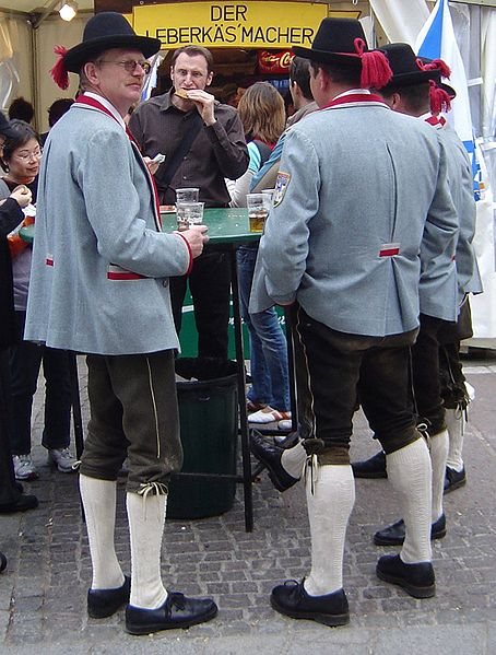 Very much haute couture in Austria, you know... Image credit: David Monniaux | Wikimedia Commons