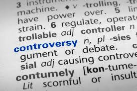 Controversy dictionary