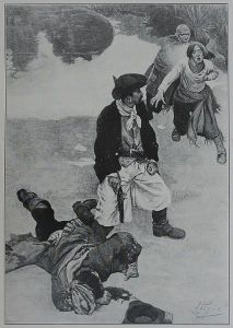 Pirates, back in the days when pirates had such style. Public domain image | Wikimedia Commons