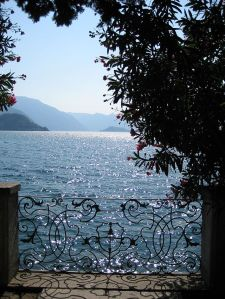 Lake Como, where I like to spend those long summer days...