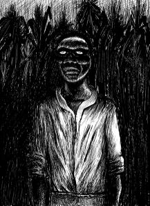 A zombie. Image c/o Jean-noel Lafargue, via Wikimedia Commons
