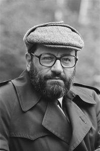 Umberto Eco. Image credit: Bogaerts, Rob / Anefo | Wikimedia Commons.